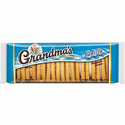 Vanilla Creme Cookies (Grandma's Creme Cookies, Vanilla Flavor (24 pk.) )