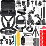 Neewer 58-In-1 Essential Outdoor Sport Accessory Kit for GoPro Hero 4/5 Session