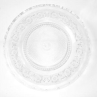 Platzteller Glasteller Teller Unterteller Deko Teller für Hochzeit Event 30,5cm