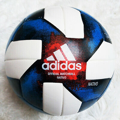df8abd22e46 NEW Adidas 2019 MLS Major League Soccer Official Match ball Size 5