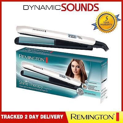 Remington S8500 Womens Shine Therapy Hair Straightener 230°C