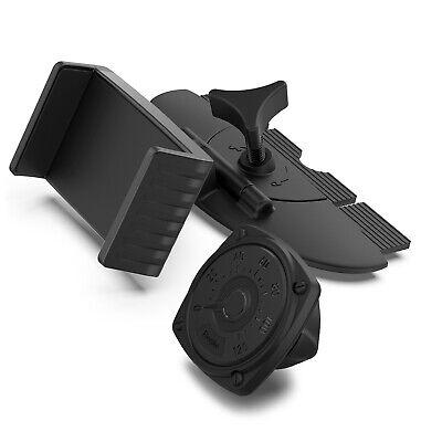 Ringke 2 in 1 Gear CD Slot Car Phone Holder Magnetic Cradle Mount 360° Rotation