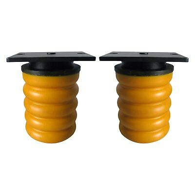 For Ram 5500 2011-2014 SuperSprings SSR-302-54 Solo Series Rear Helper Springs