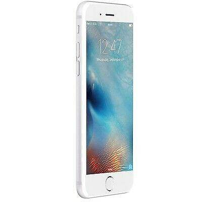 New Apple iPhone 6S 32GB FACTORY UNLOCKED GSM Silver Smartphone
