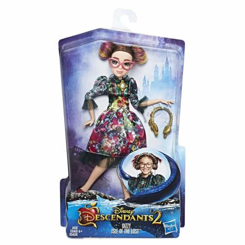Disney Descendants 2 DIZZY Isle of the Lost Doll Outfit & Shoes (Damaged Pkg)