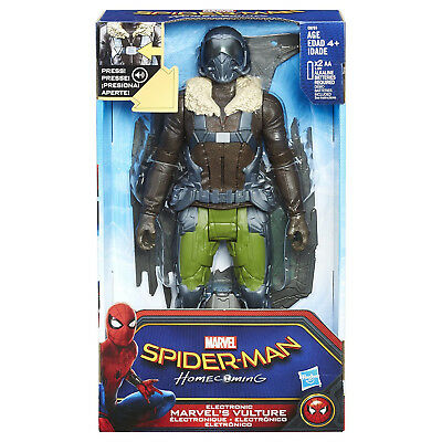 "Spiderman Homecoming Figur 12"" Marvel´s Vulture electronic NEU OVP"