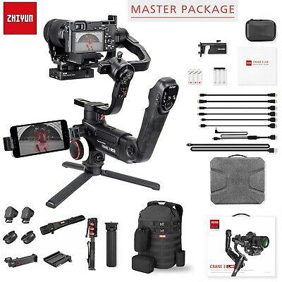 Zhiyun Crane 3 LAB Gimbal Stabilizer for Sony Nikon Panasonic Canon - Master Kit