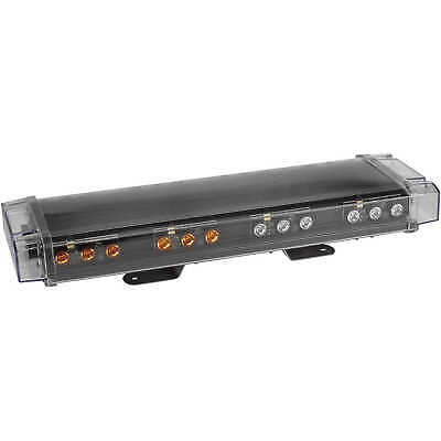 North American Signal 24 Permanent Mount Low-profile Led Light Bar Amberwhite