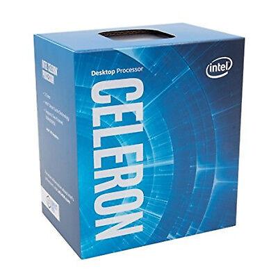 Intel Celeron G3930 Dual-Core Kaby Lake Processor Socket LGA 1151 BX80677G3930