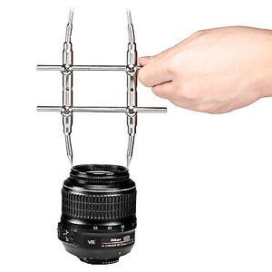 NEEWER DSLR Camera Lens Spanner Wrench Repair Repairing Open Tool ND#17