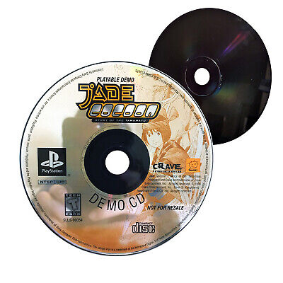 (Nearly New) Jade Cocoon Demo CD SLUS-90054 Sony PS1 Video Game - XclusiveDealz for sale  Shipping to Canada