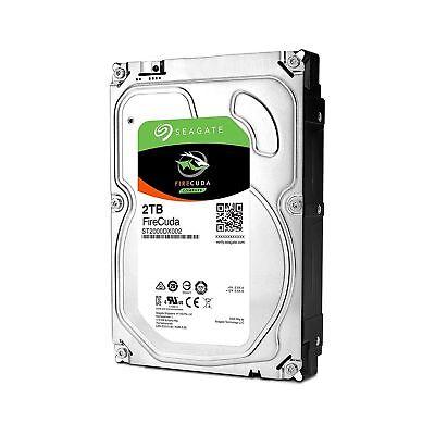 Seagate Festplatte 2000GB 2TB interne 3,5