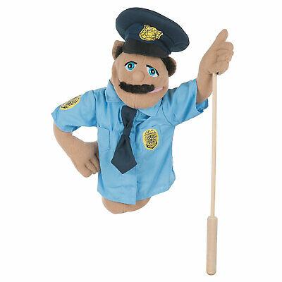 Melissa & Doug® Police Officer Puppet - Toys - 1 Piece