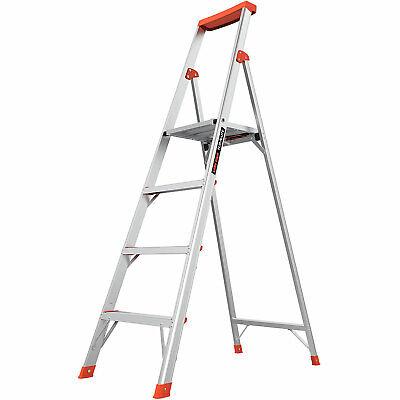 Little Giant Ladder Systems Flip-N-Lite Step Ladder M6