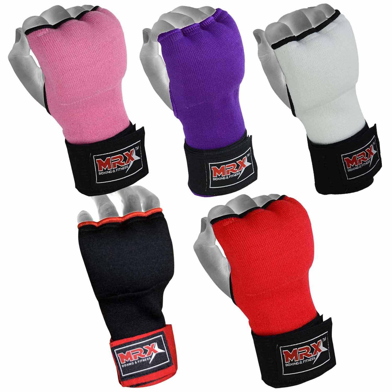 Hand Wrap Gloves Inner Wrap Gloves Foam Padded Mma Hand Wraps Wrist Support Bandage
