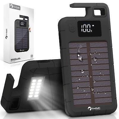 Solar Charger - Best Solar Power Bank with Real