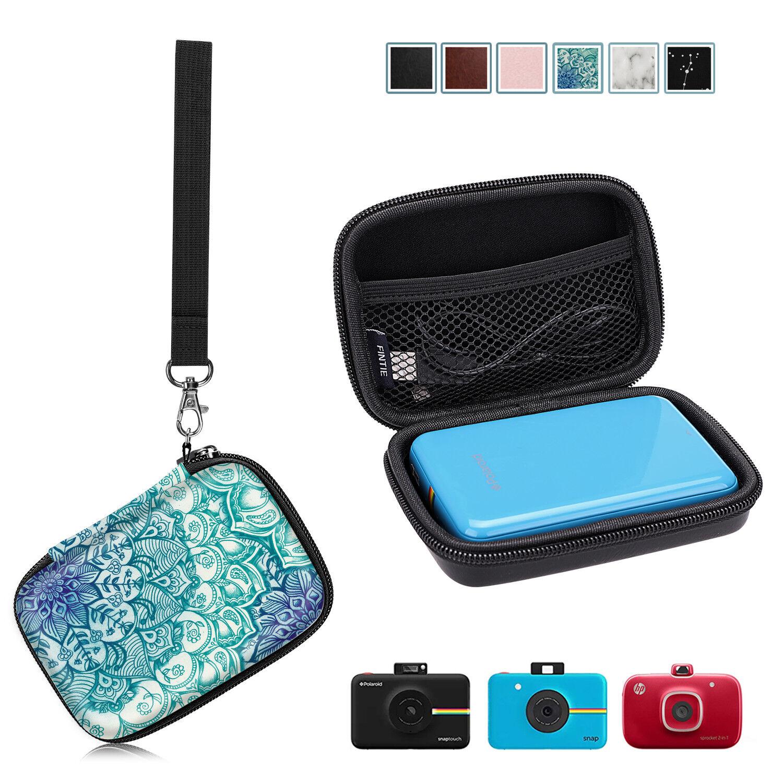 travel eva shockproof case for polaroid snap