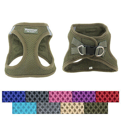 Best No Pull Step in Adjustable Dog Harness Easy on for Dogs Small Medium