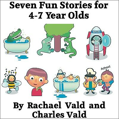 Seven Fun Stories for 4-7 Years Olds CD - Children Gift. Read Reviews - New