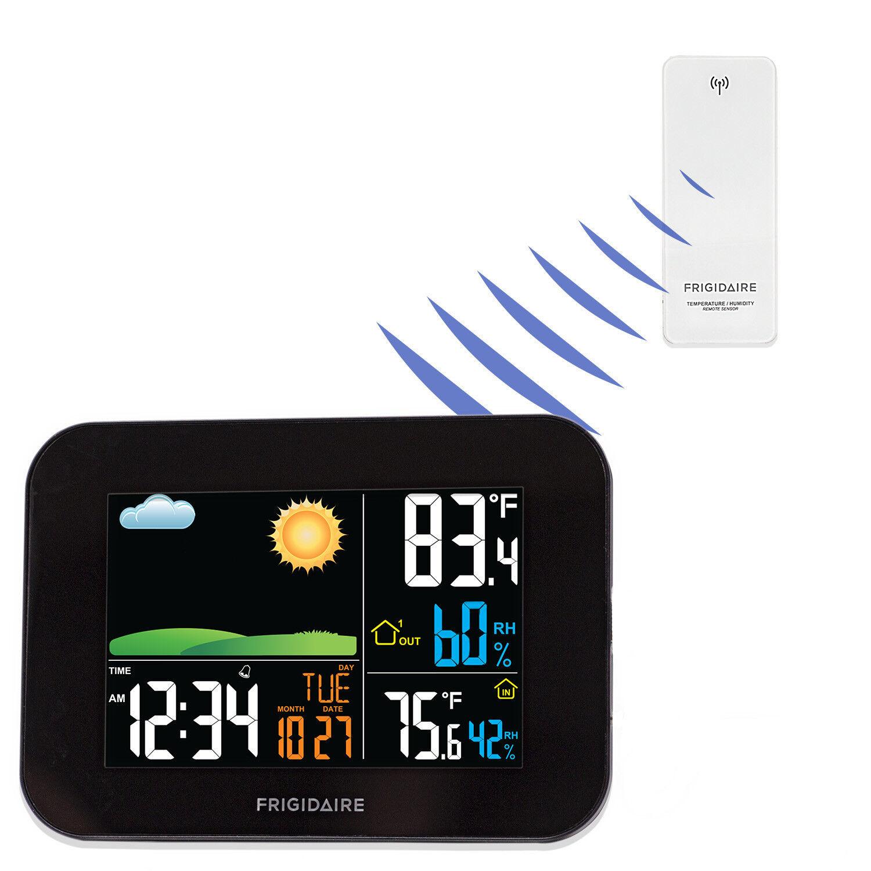 308-1513 La Crosse Technology Frigidaire Wireless Weather Station - Refurbished