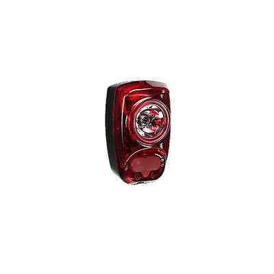 Cygolite Light Cygo Rear Tailight Hotshot 100 USB Charge Safet Red NEWy