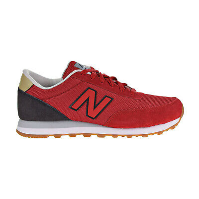 New Balance 501 Men's Shoes Red-Black-Gum ML501JNA