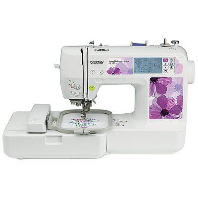 pe525 embroidery machine