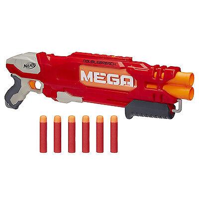 Nerf N-Strike Elite Shotgun Pump Double Barrel Toy Gun