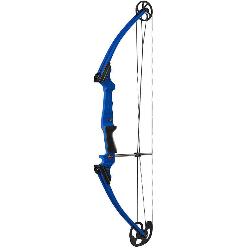 Genesis 10471 Original 35.5-Inch Lightweight Aluminum Lefthand  Bow, Blue
