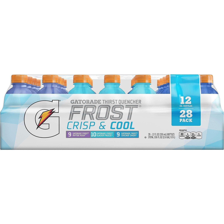 Gatorade Frost Variety Pack - 12 oz. - 28 pk.
