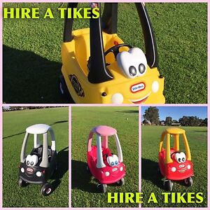 Little Tikes Cozy Car for Hire Morley Bayswater Area Preview