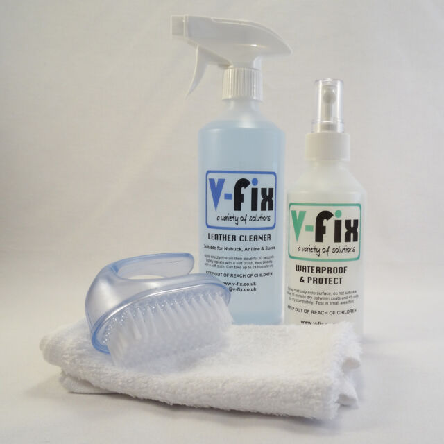 Alcantara Suede Care Kit - Cleaning and Protection - Sofa & Car Care