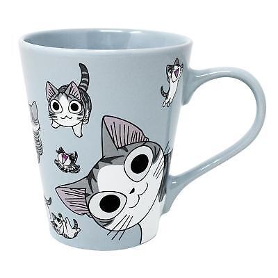 Kleine Katze Chi Tasse - Chi´s Sweet Home Kaffeetasse Kaffeebecher, Kawaii, blau