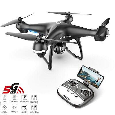 Holy Stone HS100G GPS 5G wifi drone with 1080P camera return home RC quadcopter