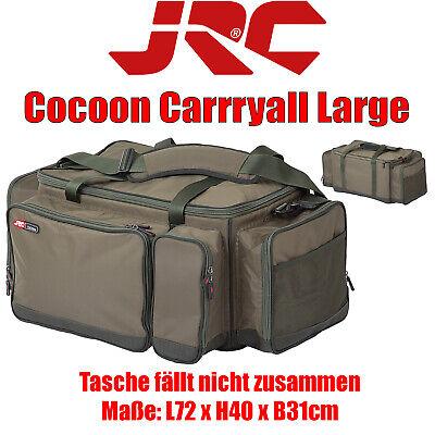 JRC Cocoon Carrryall Large - Angeltasche Karpfen Tasche fällt nicht zusammen