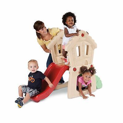 Kids Play Set Slide First Climber Toddler Indoor Outdoor Gym Preschool Daycare