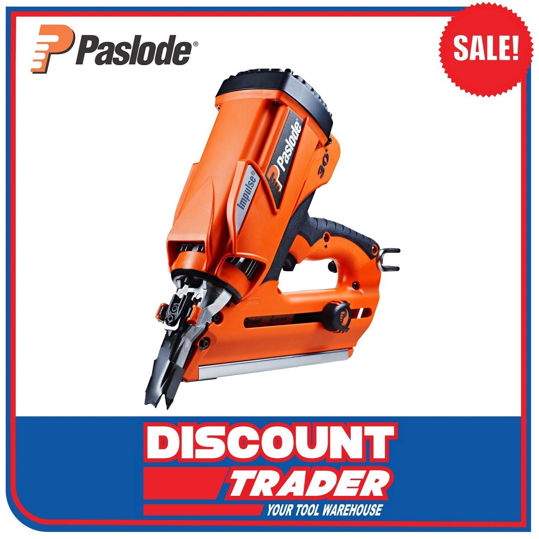 Paslode Impulse Framing Nailer 50mm - 90mm FrameMaster-Li PowerVent ...