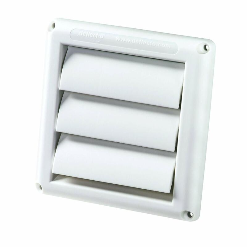 supurr louvered outdoor dryer vent cover 4