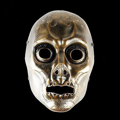 Halloween Carnival Death Eater 300 Assassin's Creed Belt Adjusted Decorate Mask - Death Eater Halloween Mask