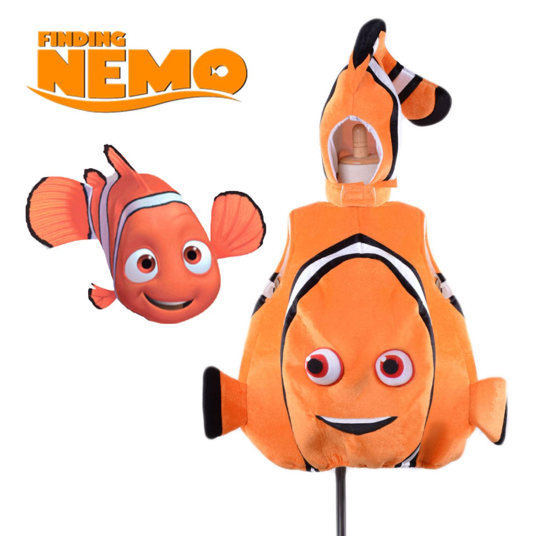 Erwachsene/ Kinder Findet Dory Nemo Kostüm Clownfisch Cosplay Nettes Baby Outfit