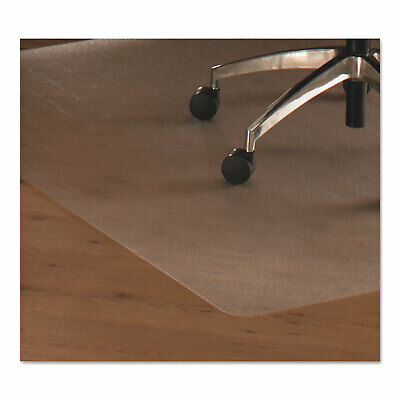 Floortex Cleartex Ultimat Polycarbonate Chair Mat For Hard Floors 48 X 60 Clear