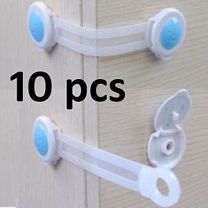 10 piezas seguridad para ni os bebes de escritorio - Puerta de seguridad para ninos ...