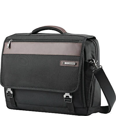 Samsonite Kombi Flapover Briefcase - Luggage