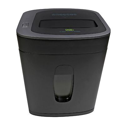 Royal Crosscut 1200x Paper Shredder - Heavy Duty - 12 Sheet