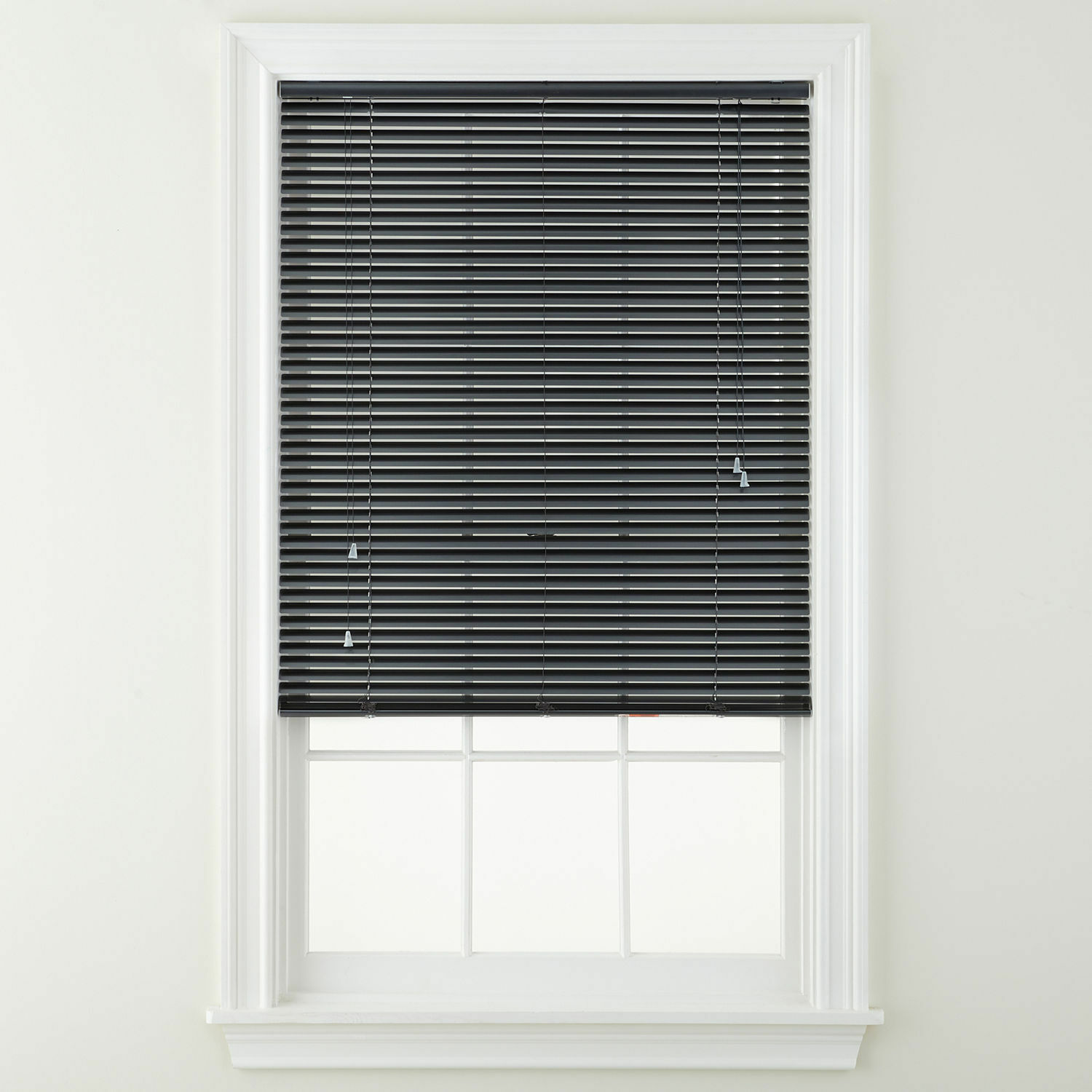 "1"" Aluminum Horizontal Blinds - 4 Colors - Free Shipping"