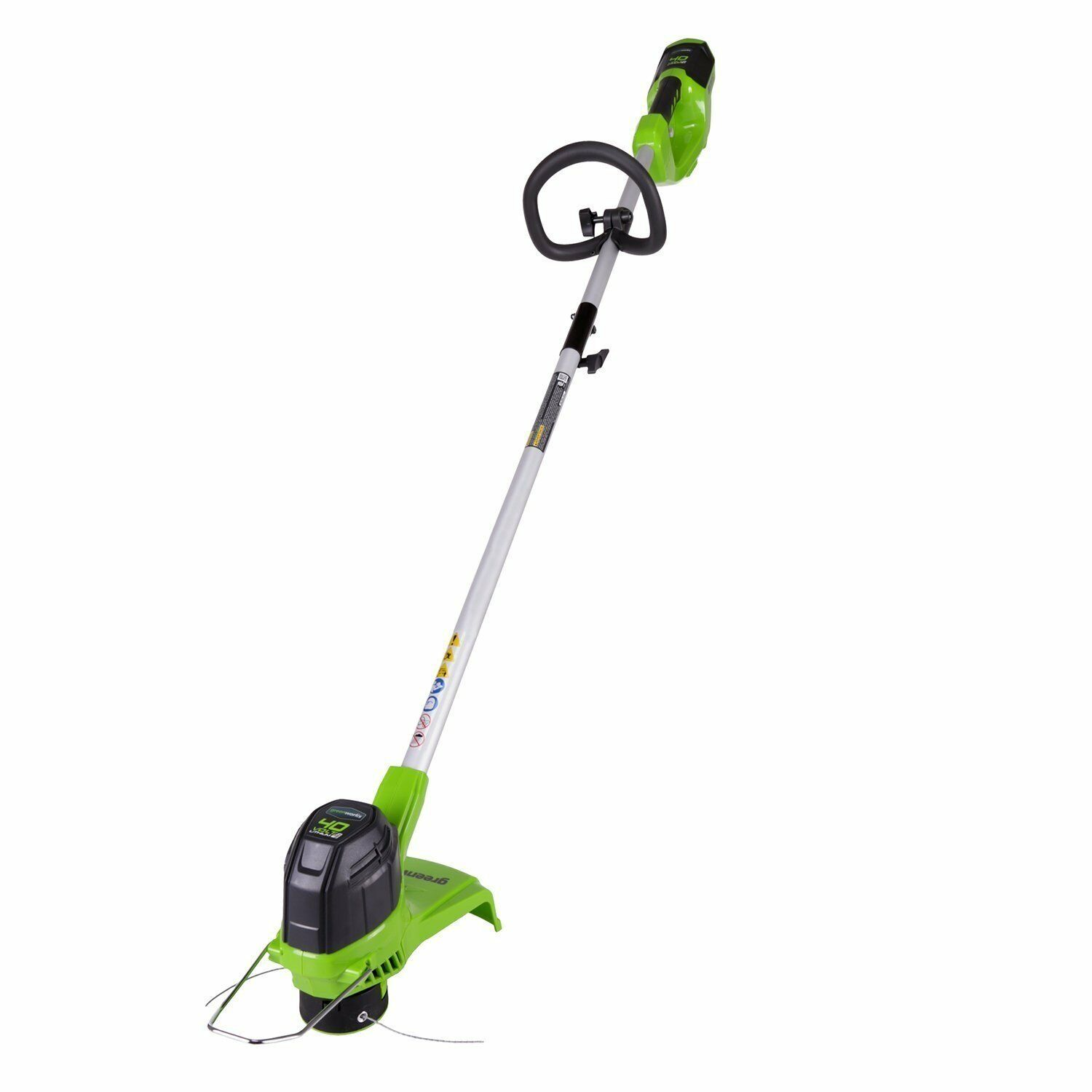 Greenworks 12-Inch 40V Cordless String Trimmer, Battery Not