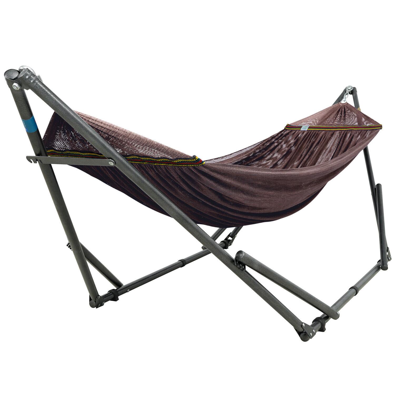 Tranquillo Portable Hammock Stand - Universal Fit Adjustable