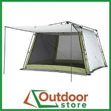 Coleman Instant-Up Screen House Shelter Gazebo with Awnings Clayton Monash Area Preview