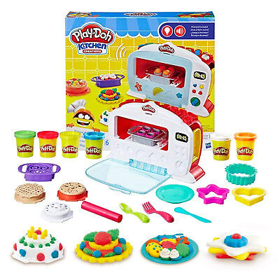 Play-Doh Kitchen Creations Magical Oven Molding Compound Cla