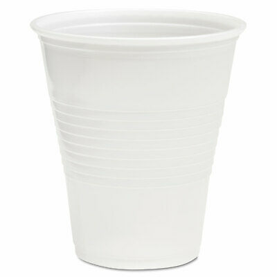 Translucent Plastic Cold Cups, 12oz, (Translucent Cold Cups)
